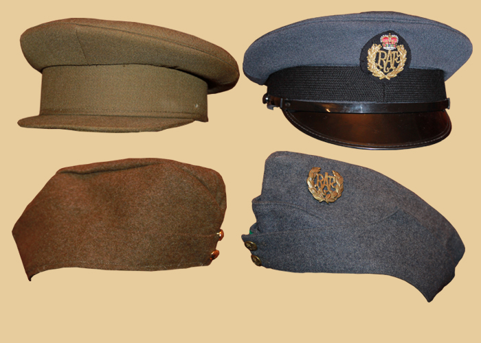 We have hats for most military styles 5da49709cd4