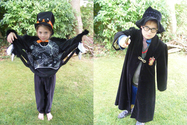 Childrens fancy dress hire