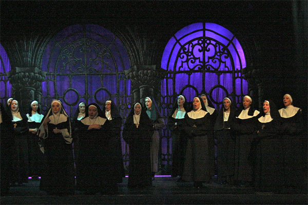The Sound of Music Nun Costumes