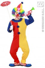02576 Clown suit