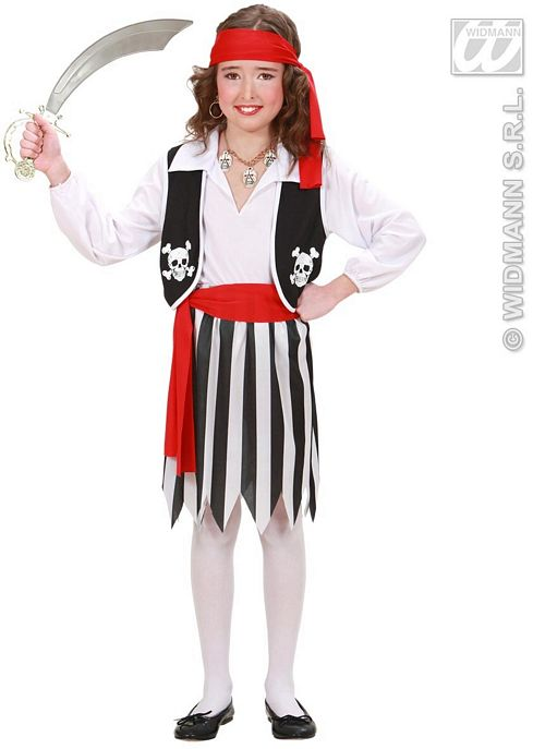 02636 Pirate Girl