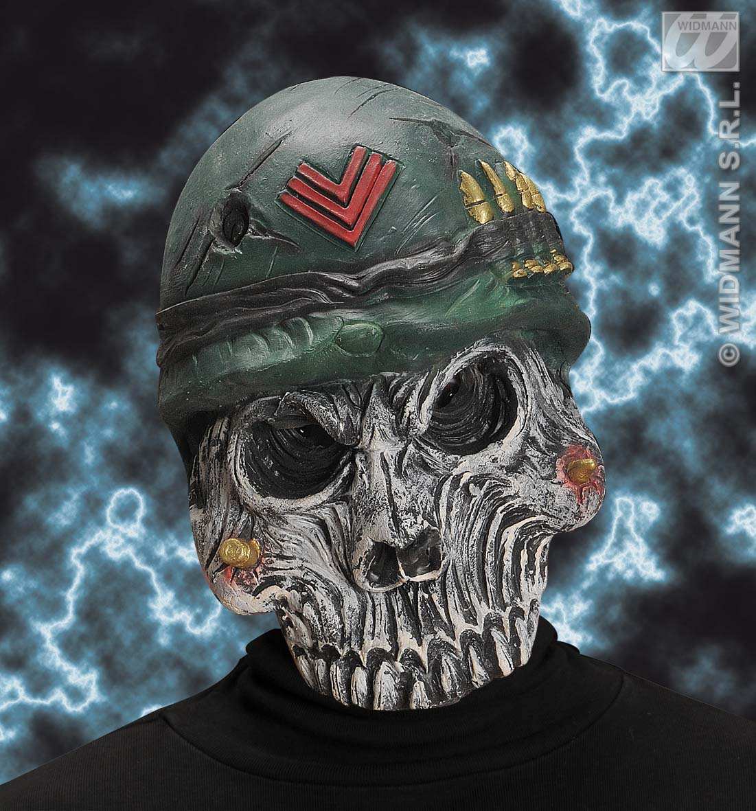 1333S Army Skull Mask
