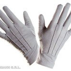 1460G Short Grey Gloves