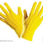 1462Y Short Yellow Gloves