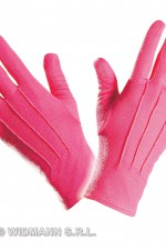 1464P Short Pink Gloves