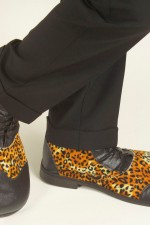 1839L Leopard Party Shoes