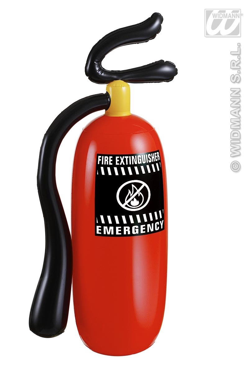 1855E Inflatable Fire Extinguisher