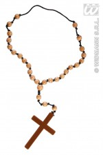 1874M Rosaries Necklace With Cross