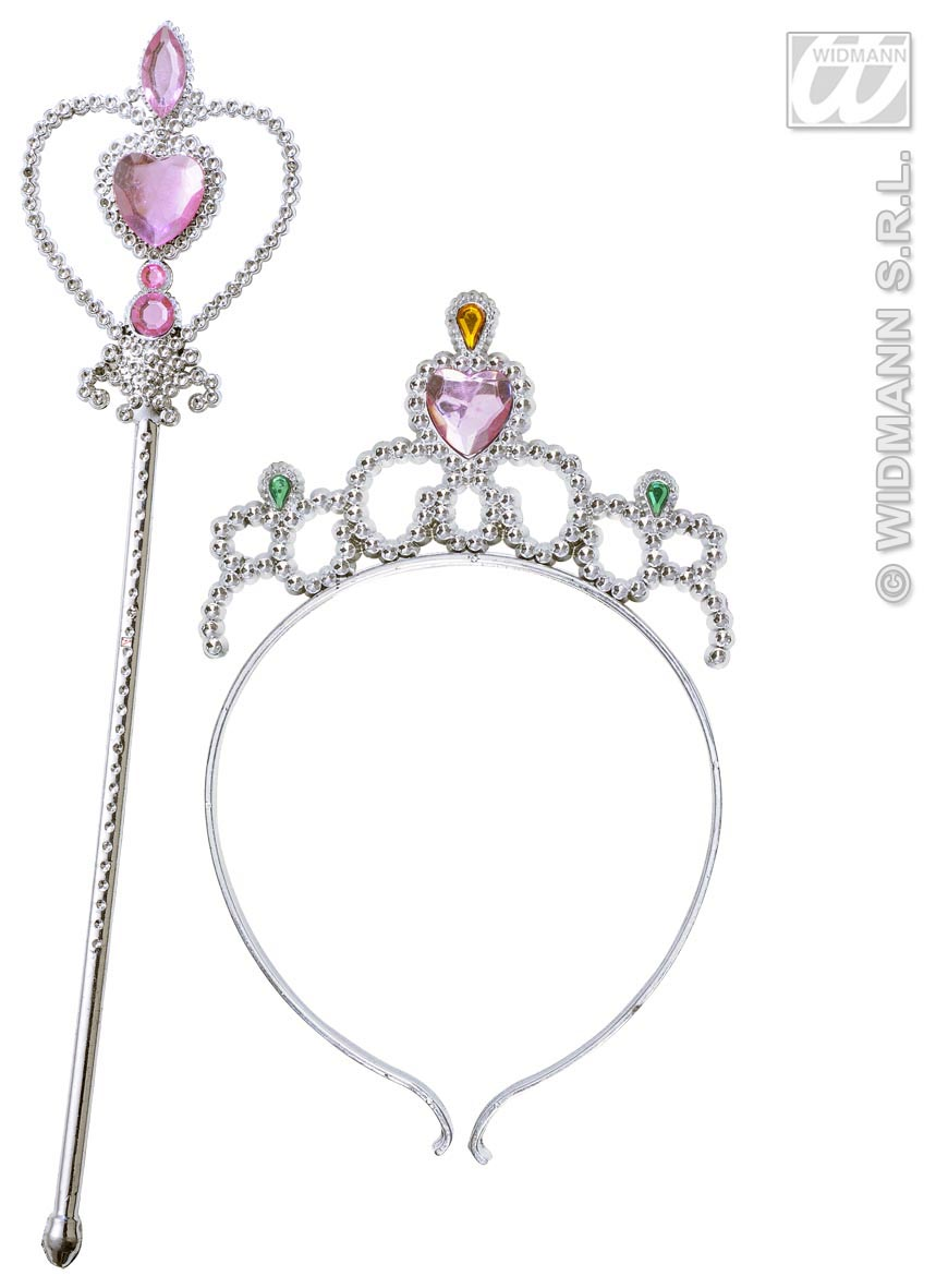 1923G Jewelled Tiara