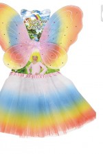 1938R Rainbow fairy set