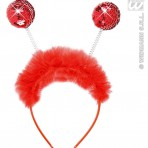 1941R Red Sequin Headboppers