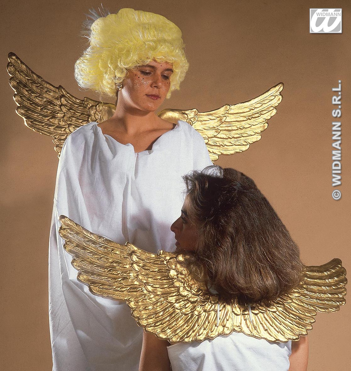 2037P Golden Angel Wings