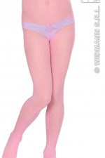 2053P Child Size Pink Tights