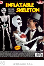 2383S Inflatable maxi skeleton