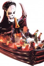2388B inflatable coffin drink cooler
