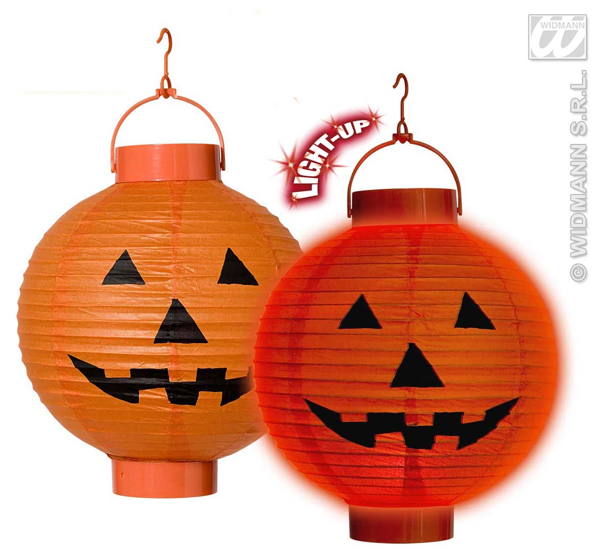 2463Z LED pumpkin lanterns