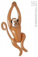 2467Y Inflatable Swinging Monkey