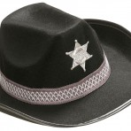 2474H Sheriff Hat
