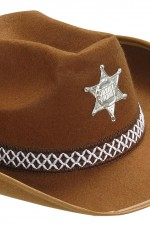 2475K Sheriff Hat
