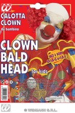 2600H Clown headpiece