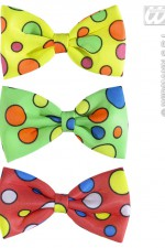 2865C Dotted Bow Ties