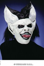 2872L Licker mask with wig