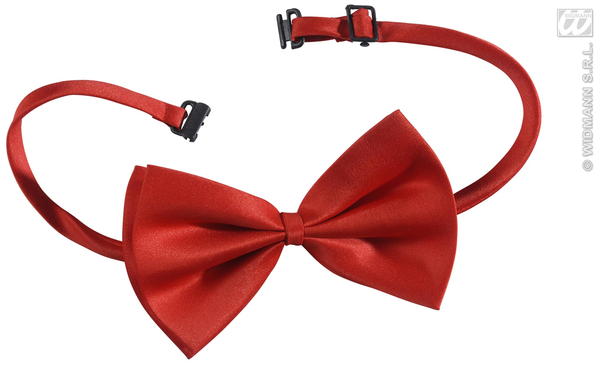 2885R Red Bow Tie