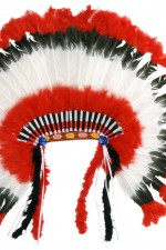 2927H American Indian Headdress