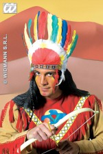 3081L Indian Headdress