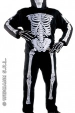 3134E Skeleton jumpsuit XL
