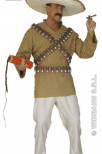 3174M Mexican man costume XL