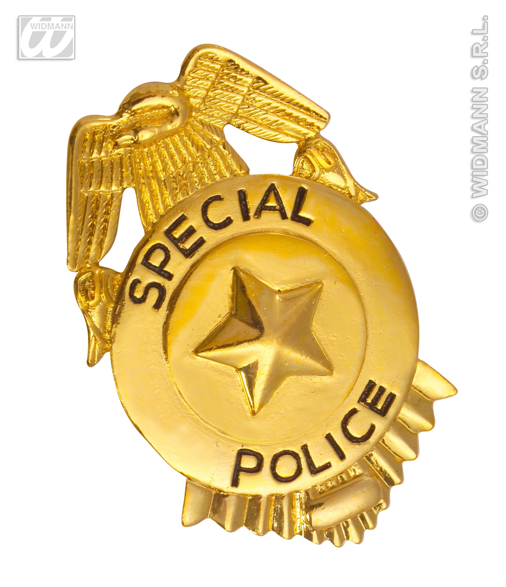 3299E FBI Badge