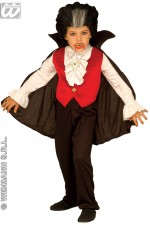 33487 Count Dracula costume – child