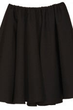 3366A Black Rock N Roll Skirt