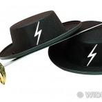 3411Z Mask Of Zorro Hat