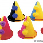 3412B Clown Hat
