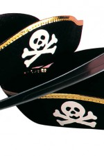 3413P Pirate Hat