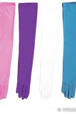 3422M Long Cotton Gloves