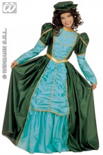 34956 Victorian Royal Dress