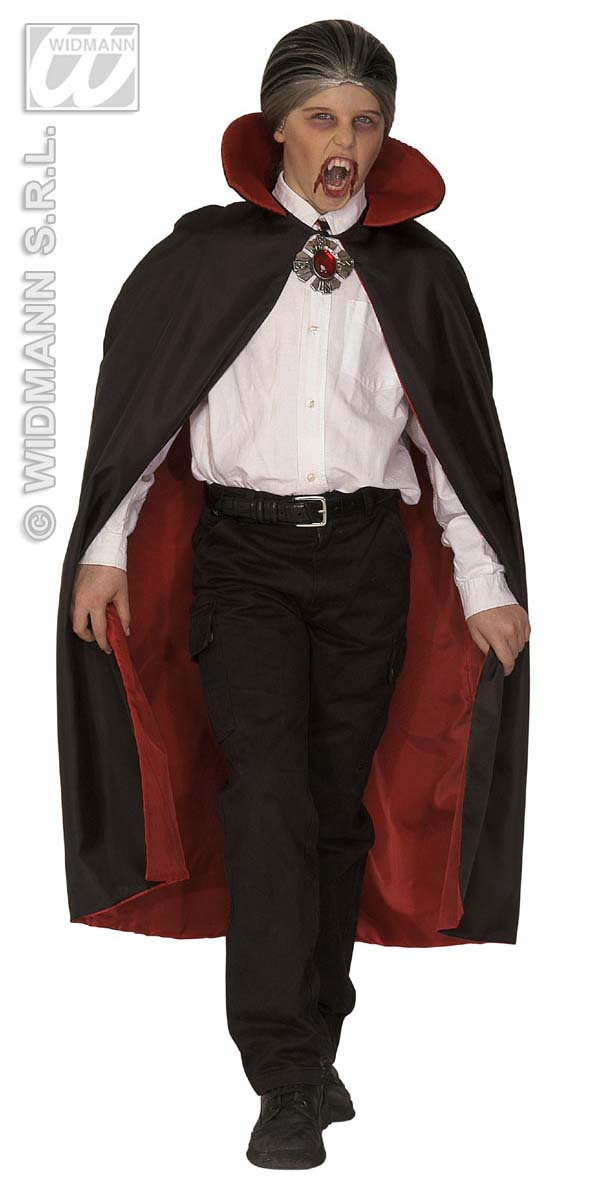 3567K Deluxe Lined Child's Cape with Collar