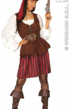 44242 High Sea Pirate Lady