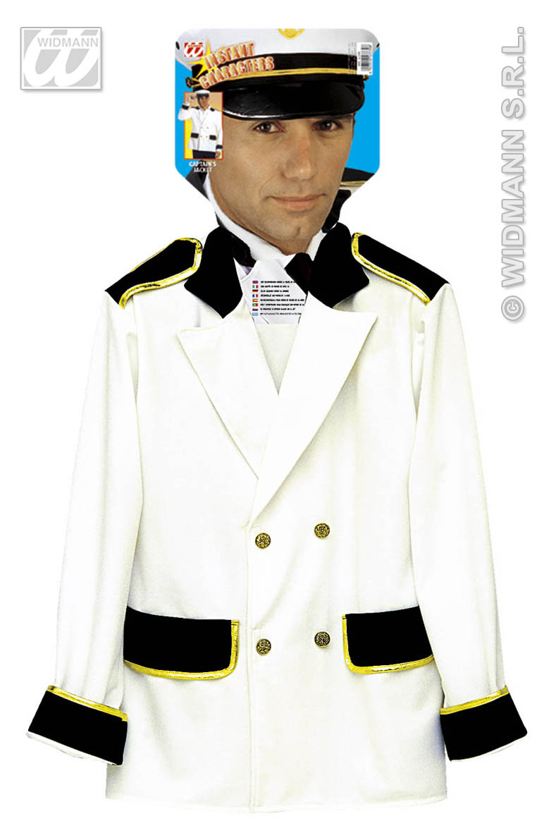 43332 Captain Jacket