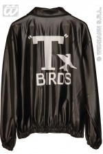 4365T Leather Look T-Birds Jacket