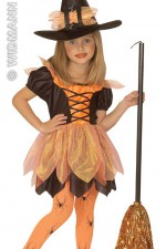4393S Little Pretty Witch