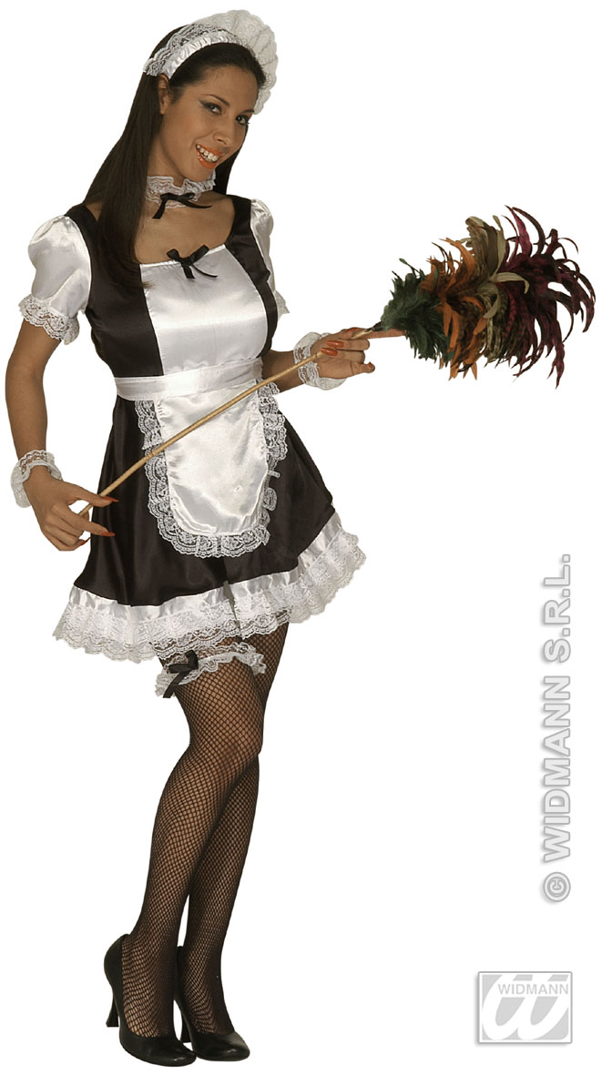 44412 French Maid Dominique
