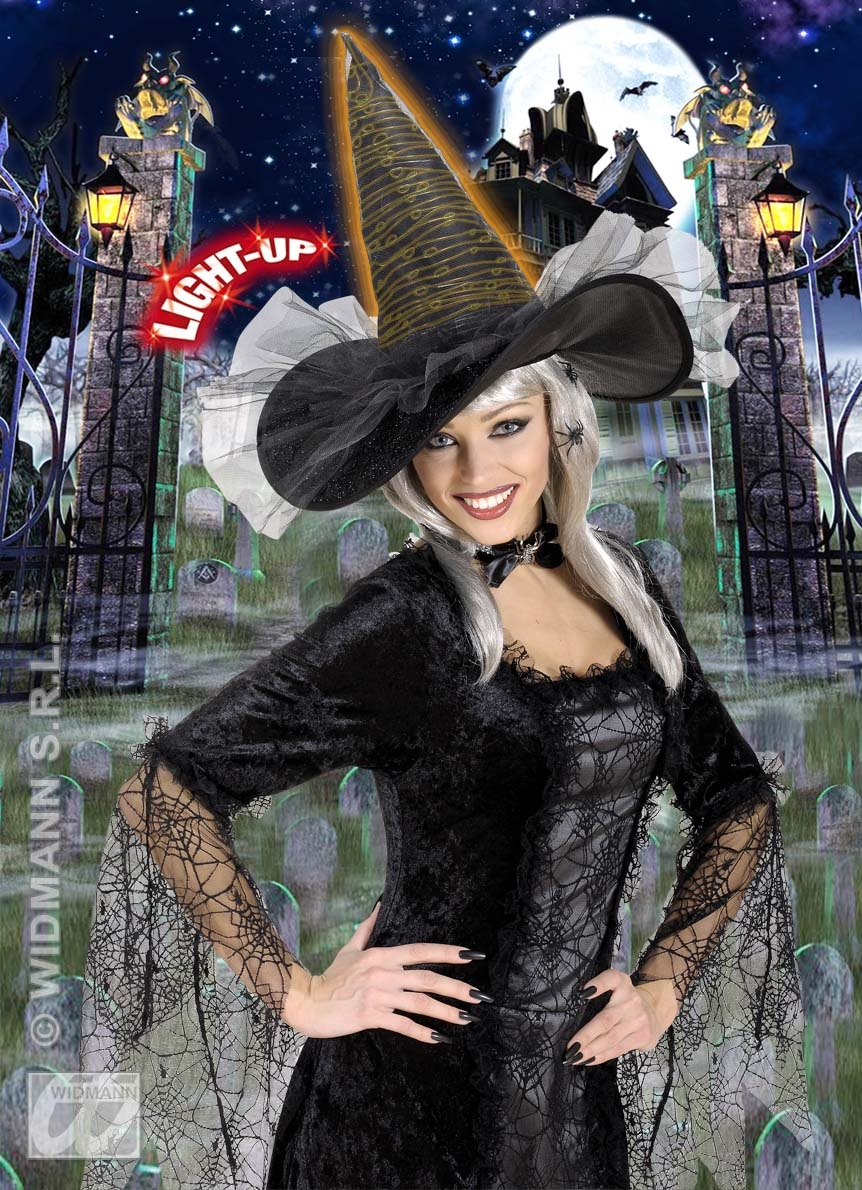 4536W Witch Hat