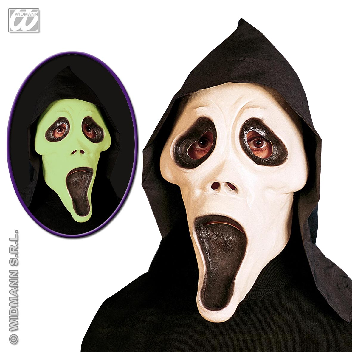 46611 Ghost Mask