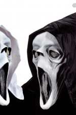 4679F Hooded Ghost Mask