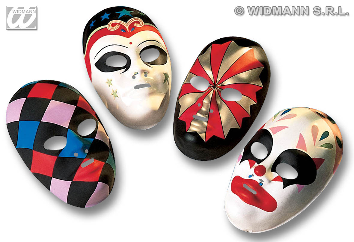 4685D Decorated Mask