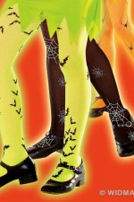 4731H Neon Halloween Tights
